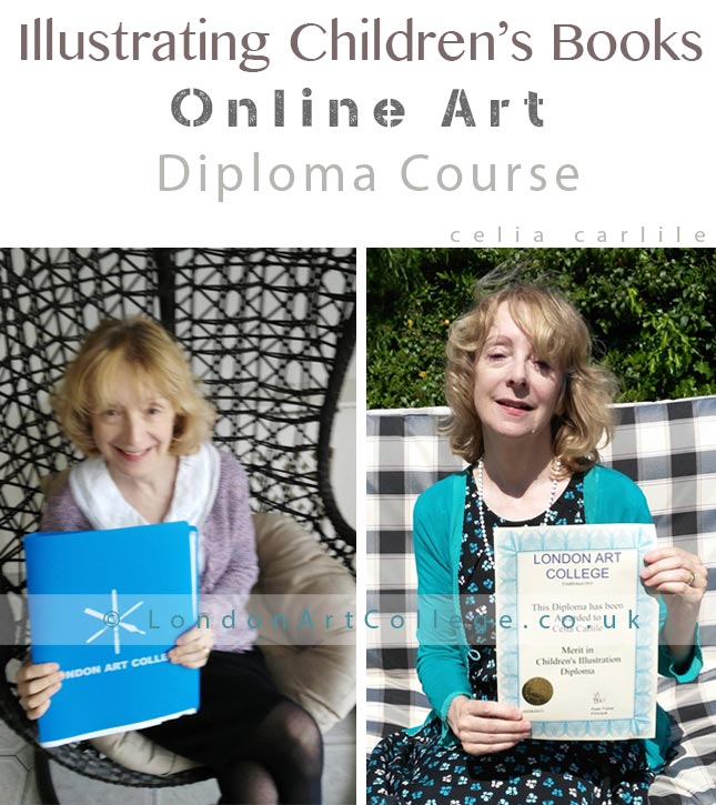 Illustrating Children's Books Online Art Diploma Course