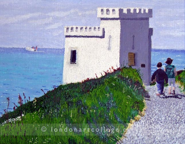 oil painting online course