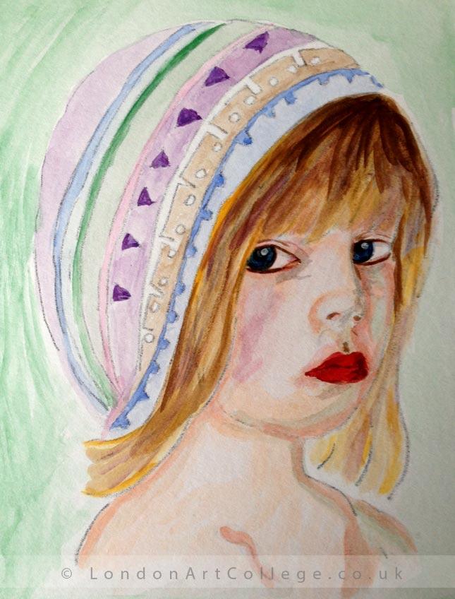 Portrait Painting Course