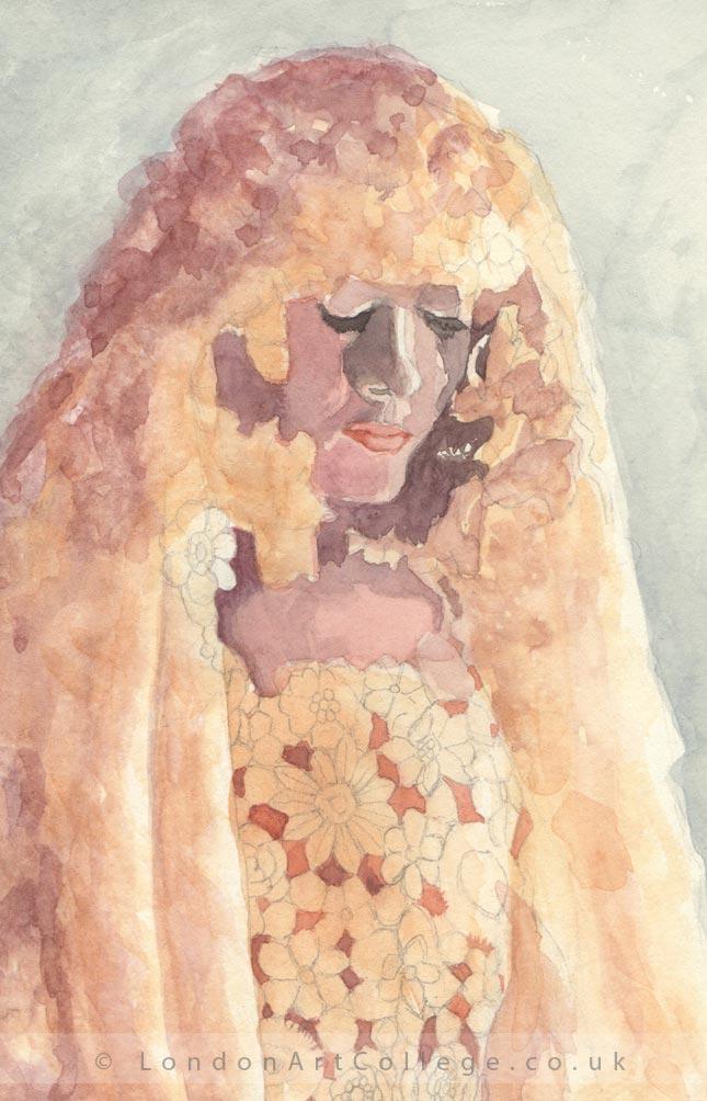 Portrait Painting Online Art Course