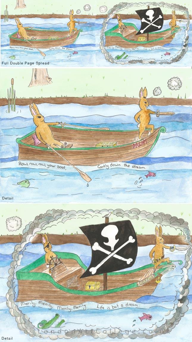 Illustrating Children's Books Online Art Course Diploma