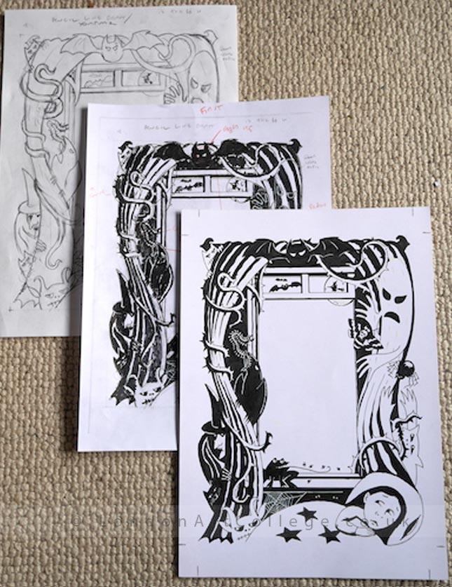 Illustrating Children's books Diploma