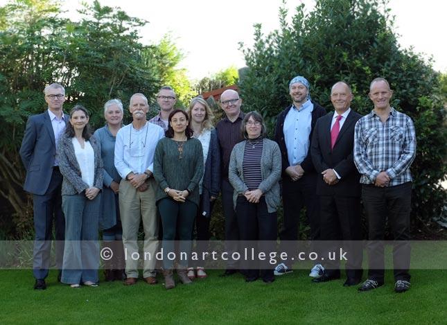 London Art College Tutors