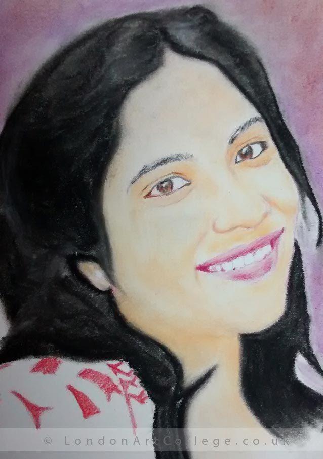 Shuddhodhan Mane 43590 portraits pastel
