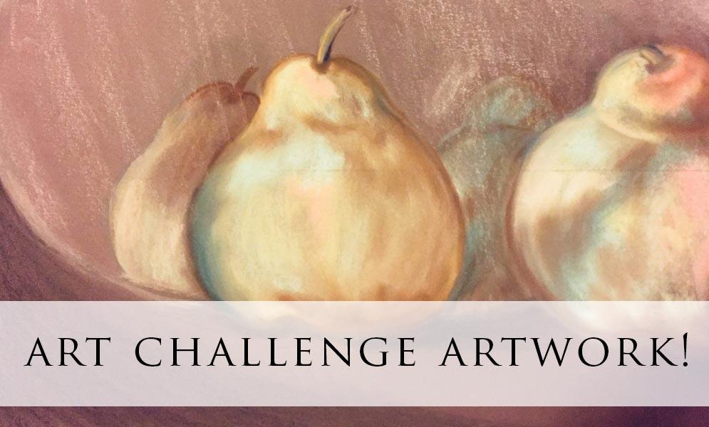 Weekend Art Challenge – Mirror Reflection Artwork