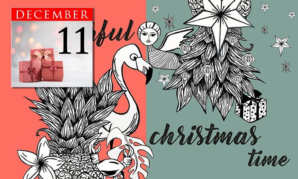 Advent Calendar December 11th