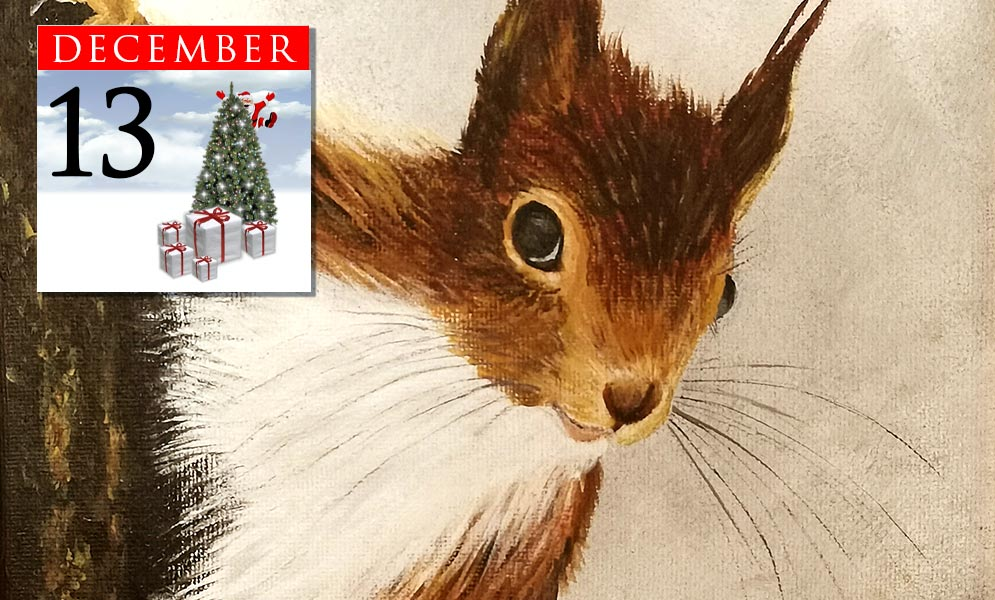 Advent Calendar December 13th