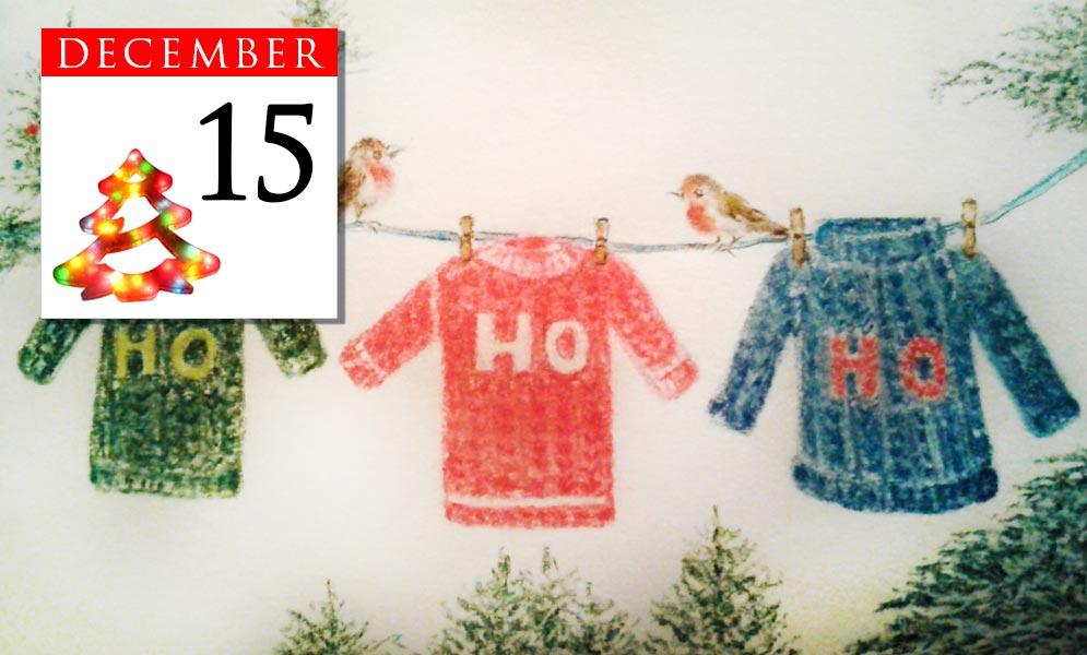 Advent Calendar December 15th