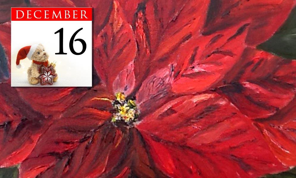 Advent Calendar December 16th