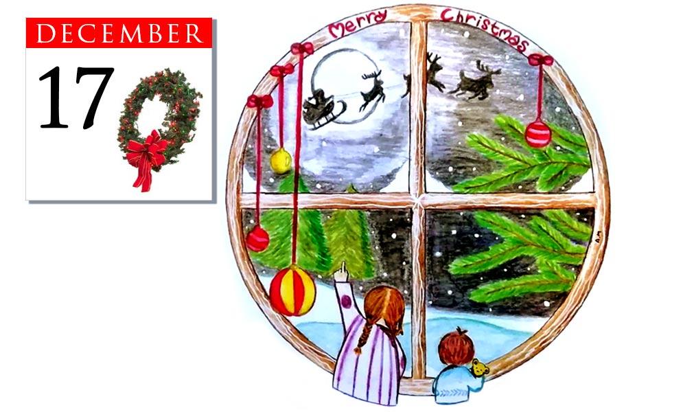 Advent Calendar December 17th