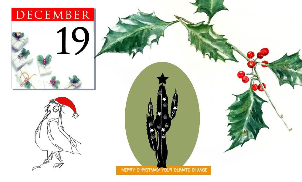 Advent Calendar December 19th