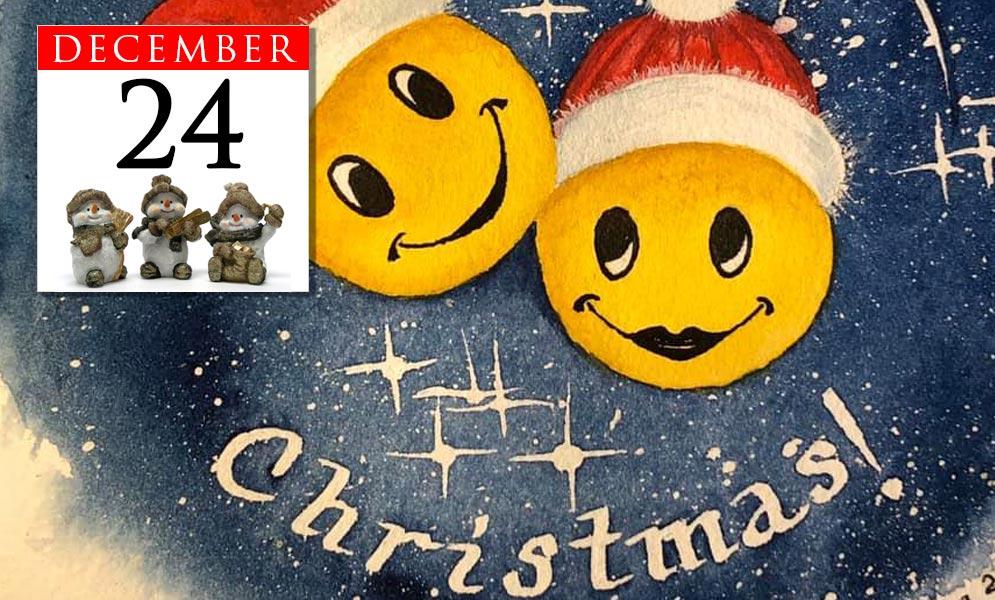 Advent Calendar December 24th
