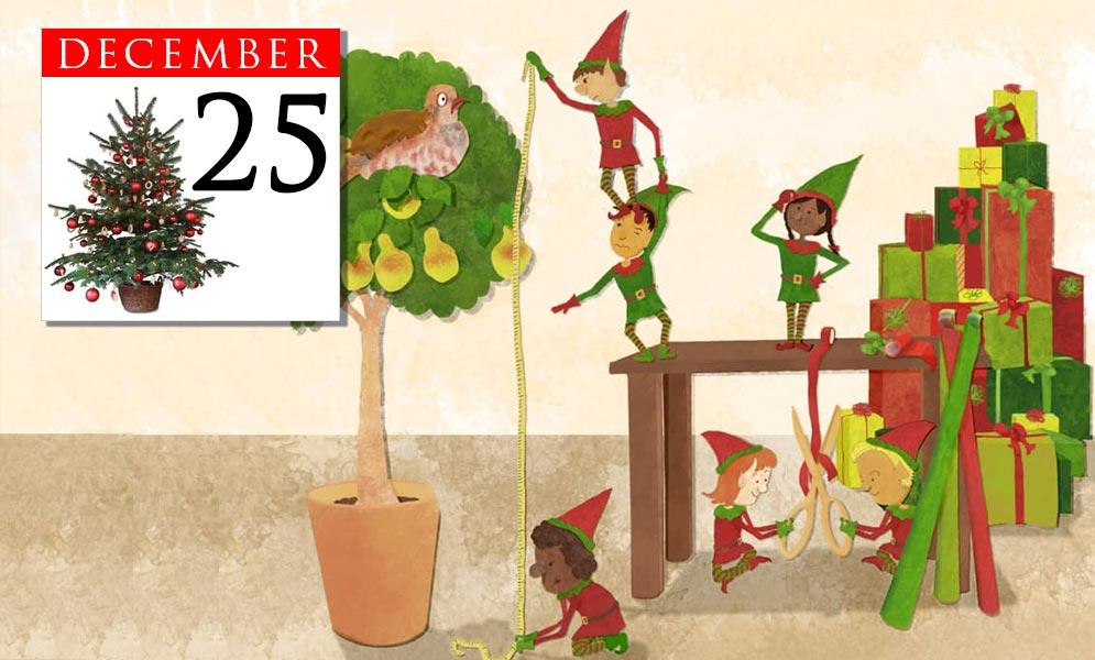Advent Calendar December 25th