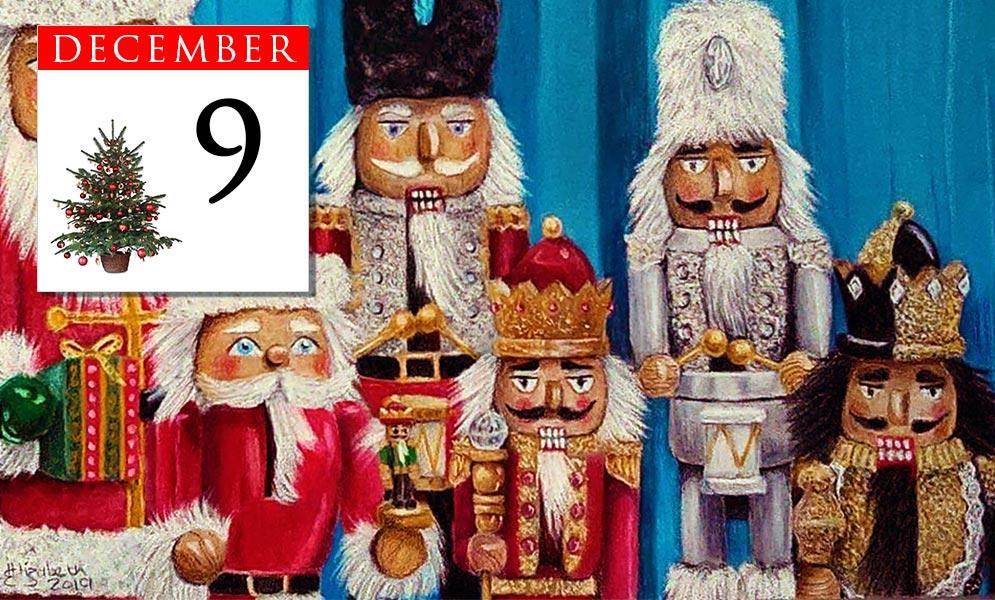 Advent Calendar December 9th