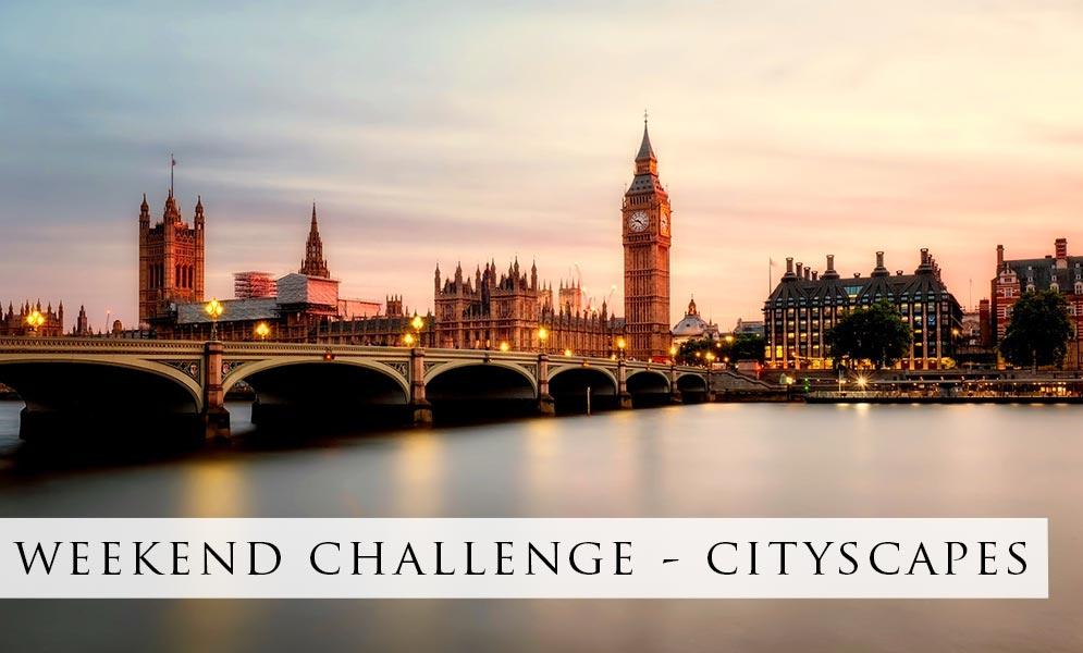 Weekend Art Challange – Cityscape