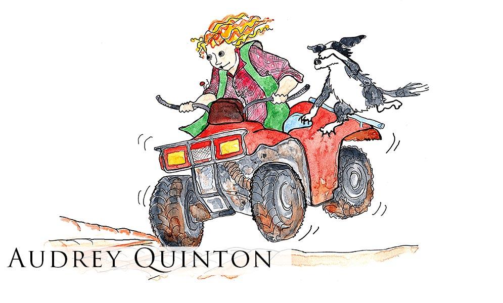 Audrey Quinton