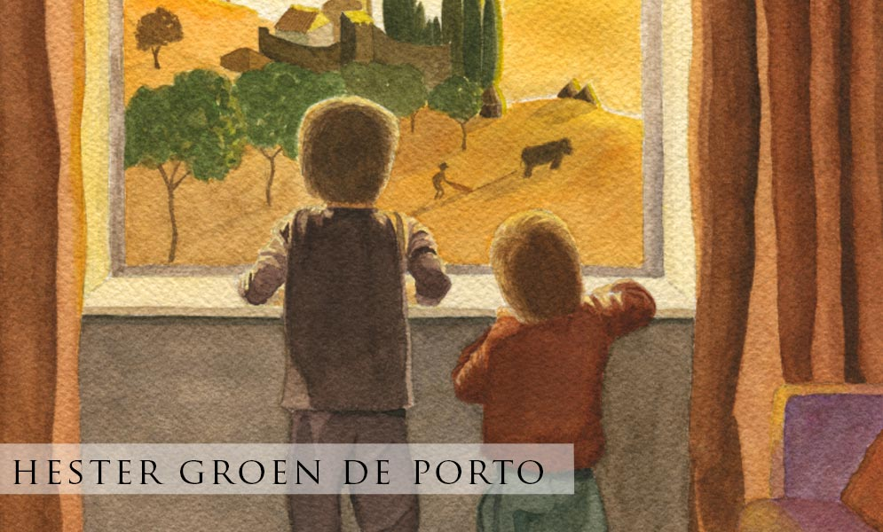 Hester Groen De Porto