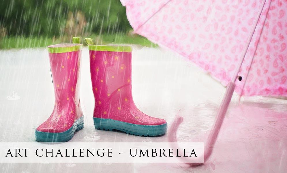 Weekend Challenge – Umbrella