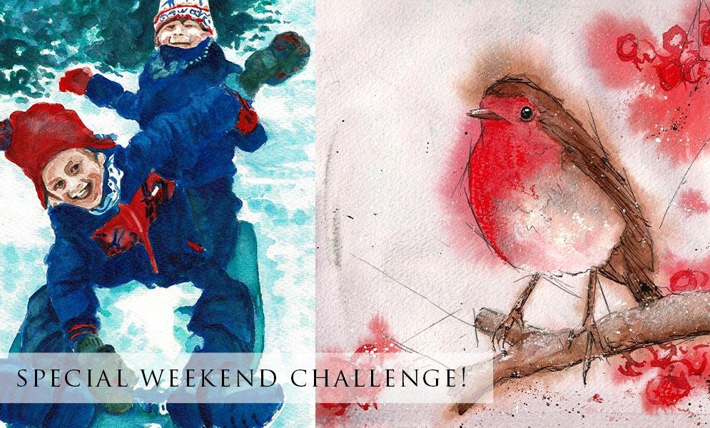 Weekend Challenge – Festive Request!!