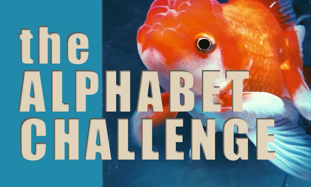 Weekend Challenge – Alphabet Challenge G
