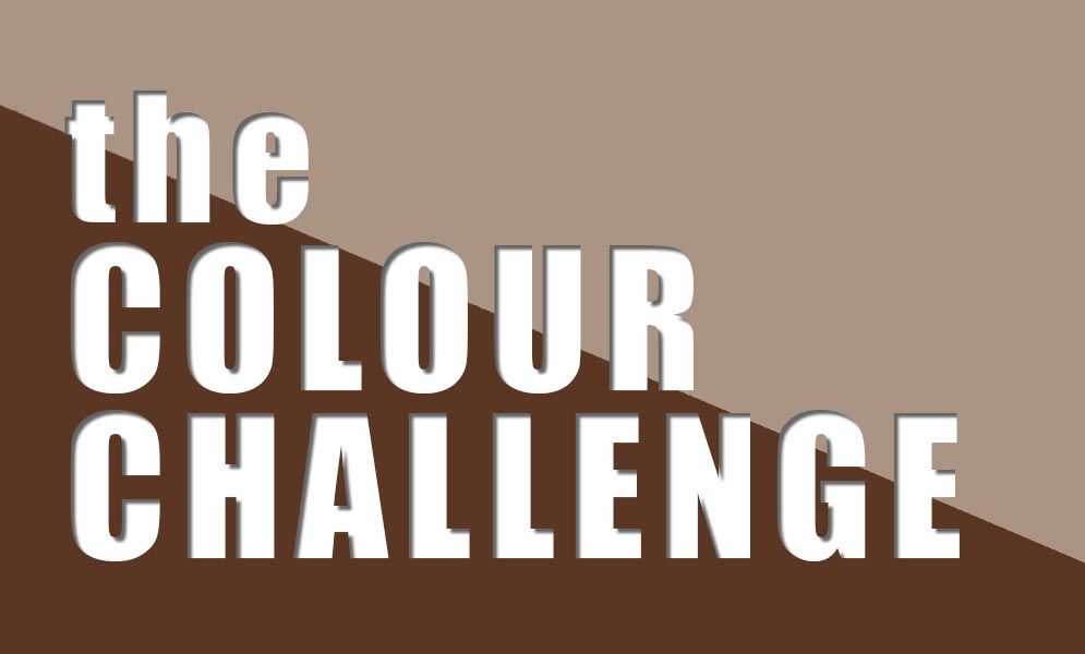 Weekend Art Challenge – The Colour Challenge