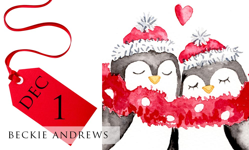 Festive Countdown December 1st!