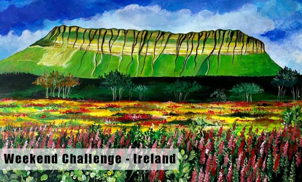 Weekend Challenge – Ireland